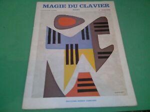 Magie du clavier - Collection Alpha, volume 1 - Henry Lemoine
