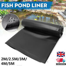 Pond Liner 40 year Guarantee Garden Pond Liners Fish Pool Membrane Landscaping