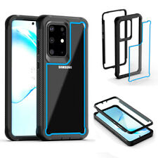 For Samsung Galaxy A20 A20s S20 Ultra Slim Clear Case Shockproof Rugged Cover