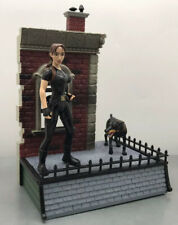 Figurine Tomb Raider III Lara Croft Encounter The Ferocious Doberman Endos 2000