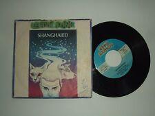 """Lectric Funk / Shanghaied  – Disco Vinile 45 Giri 7"""" Stampa Italia 1979"""