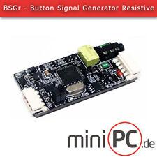BSGR-car estéreo Controller (Button generador de señal resistive)