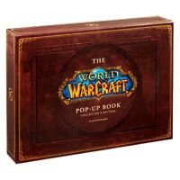 World of Warcraft Pop-Up Book Collector's Edition
