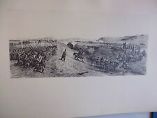 gravure in folio:SIEGE DE ROME (30 avril 1849) par DENIS-MARIE-AUGUSTE RAFFET