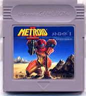 METROID 2 Nintendo Game Boy GB Import Japan jp