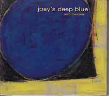 CD ALBUM JOEY'S DEEP BLUE / INTO THE BLUE / NEUF, SCELLE. MINT, SEALED /DIGIPACK
