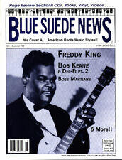 Blue Suede News #35 Freddy King Del-FI Ritchie Valens