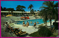 1958 Edsel Citation Ford 1957 Cadillac Buick Plymouth Cars Autos Motel Florida