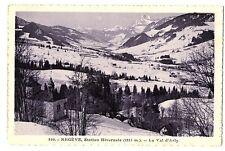 CPA 74 Haute-Savoie Megève Station Hivernale Le Val d'Arly