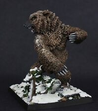 Dire Bear (b) Reaper Miniatures Warlord RPG Animal Beast Monster Melee Werebear
