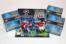 Panini UEFA CHAMPIONS LEAGUE 2009/2010 09/10 - 3 x DISPLAY BOX + 1 x ALBUM MINT!
