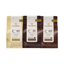 Callebaut Najlepsza Belgijska Czekolada Pakiet Mleczna Ciemna i Bia?a 3 x 1Kg