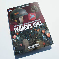 LIVRE OCCAS. PEGASUS BRIDGE AIRBORNE PARACHUTISTES PLANEURS 1944 D-DAY NORMANDIE