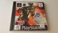 ISS Pro Evolution (Sony PlayStation 1, 2000) PS1 PAL UK European Complete