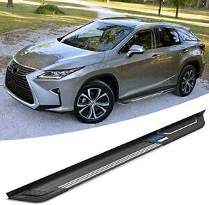 Fits for Lexus RX RX350L RX450hL 2017-2021 Running Board Side Steps Nerf Bar