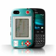 Housses et coques anti-chocs BlackBerry pour téléphone mobile et assistant personnel (PDA)