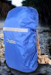 Safety Raincoat Durable Backpack Rucksack Bag Rain Cover 35L to 55L Medium