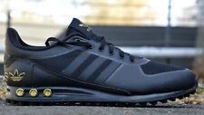 Adidas La Trainer II Herrenschuhe Sneaker Turnschuhe Laufschuhe Schwarz 42,5