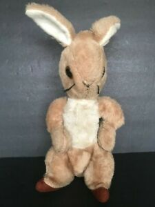 Vintage Eden Toys Peter Rabbit Beatrix Potter Bunny Plush Stuffed Animal