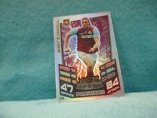 Match Attax Attack 12/13 2012/13 LE9 Andy Carroll Limited Edition MINT Card
