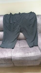 Size 34/36 Black Wide Leg Trousers