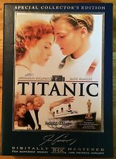 Titanic (DVD, 2005, 3-Disc Set, Collector's Edition/Widescreen)