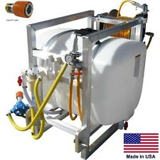 Sprayer 3 Pt Hitch Mounted Pto Drive 50 Gallon Tank 12 Gpm Incl Reel