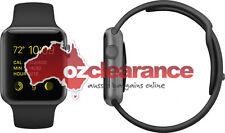 USED   Apple WATCH SPORT 42mm Aluminum Case Black Sport Band   No Box