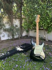 Fender Right-Handed Standard Stratocaster With Upgrades.