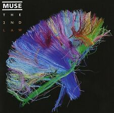 Muse - The 2nd Law CD NEU