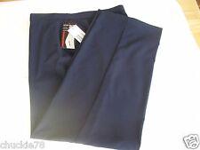 """NEW"" Briggs New York Dress Pants NAVY BLUE Size 8  Inseam 31"""
