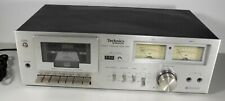 Technics by Panasonic Stereo Single Cassette Deck Rs-616 w/Amplifier/Dolby Sound