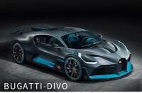 Bburago 1:32 Bugatti Chiron Divo Diecast Alloy Car Model Men Collection Maisto