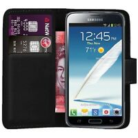 Case Cover For Samsung Galaxy S Duos 7562 Flip Leather Wallet book phone luxury