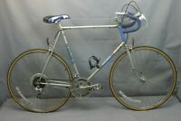 "1976 Raleigh Grand Prix Touring Road Bike 59cm Large 27"" Butted Steel US Charity"