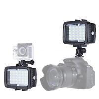 Andoer Underwater Diving 60 LED Video Light Lamp For GoPro Hero Yi Action Camera