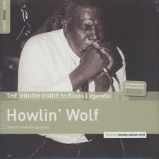 Howlin 'Wolf-The Rough Guide to Blues Legend (vinile LP - 2015-UK-original)