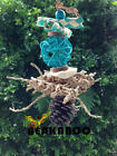 Bird Toy, Small Medium Bird toy, foraging & Chew Bird Toy