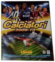 Calciatori 2009-2010 Album Vuoto Panini