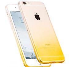 Baseus Gradiant Case gelb Slim Farbverlauf Schutzhülle iPhone 6 Plus 6S Plus