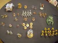 Warhammer 40k Age of Sigmar, Very well painted figures from Games Workshop  #A31