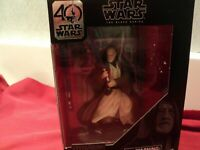 "Hasbro 4"" Star Wars ""Obi-Wan Kenobi"" action figure new in box ""The Black Series"""