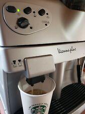 Saeco Vienna Plus Automatic Espresso Coffee Cappuccino Machine Works Great