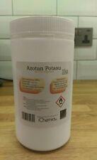 Saltpetre Top Quality POTASSIUM NITRATE Food Grade - 1kg For Curing E252