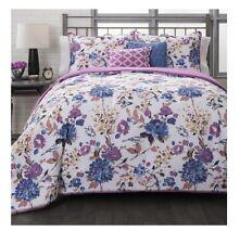 Fabel Floral 5-Pc. King Comforter Set Bedding