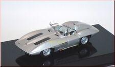 CHEVROLET CORVETTE STINGRAY 1959-Argent Silver Argento-Autoart 51001 1:43