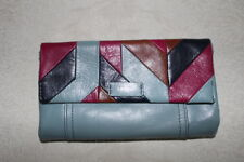Fossil  leather  womens wallet -Multi-Coloured