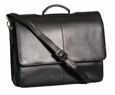Leather Soft Briefcase/Attaché Bags for Men