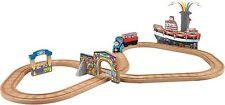 Fisher Price Thomas & Friends Wooden Railway Celebration on Sodor Train Set NEW