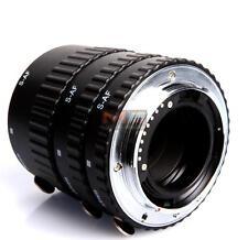 Meike MK-S-AF-A Metal Auto Focus AF Macro Extension Tube Set for Sony Camera